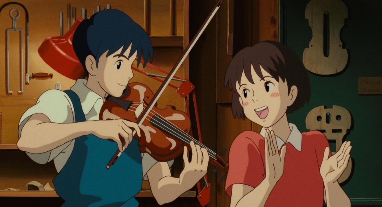 Movie Time:I sospiri del mio cuore 耳をすませば (Mimi o sumaseba) Whisper of the Heart