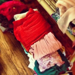 Tons of #vintage #clothing (41) to be exact waiting to be #pictured and a description #igfashion #etsy #etsyvintage
