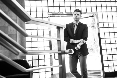 jensen-dean-lover:  Unpublished Harper's Bazaar(China) Jensen photoshoots If you want to repost, please credit [x]