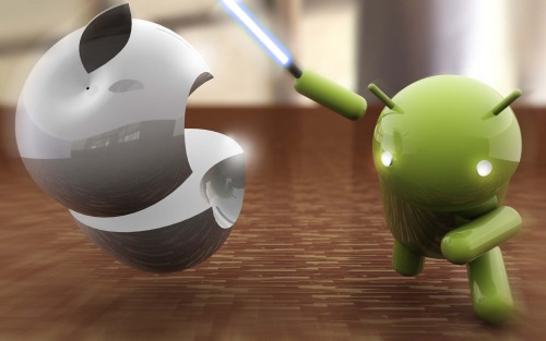 Wallpaper Android Vs Apple http://www.all-wallpapers.net/wallpaper/android-vs-apple