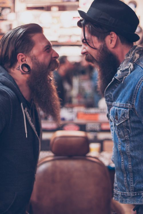 hotrodsparrow:  Is this some kind of bearded guy thing? I have so many bearded guy friends with pictures like this!