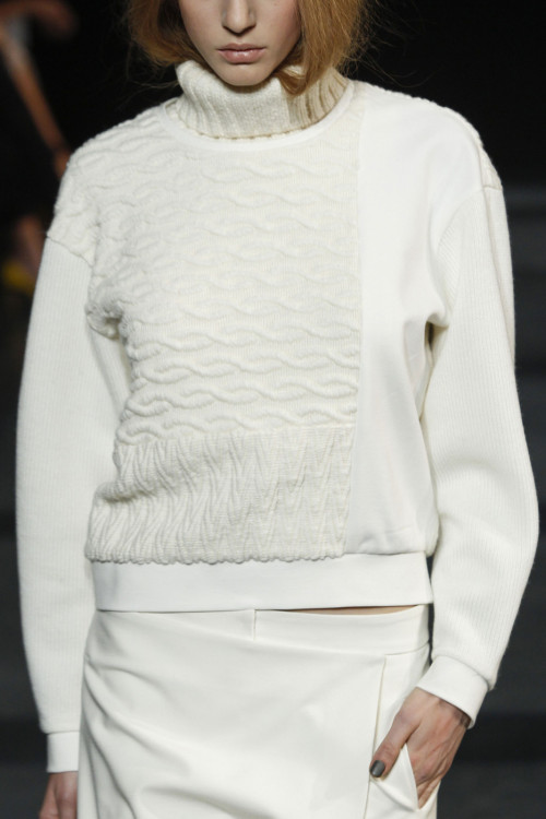 oncethingslookup:  Tibi Fall 2013 RTW