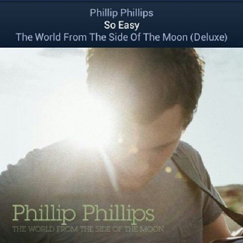 #np #phillipphillips #soeasy #goodnight ♥