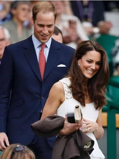 Congratulations to Kate Middleton!! Kate has just been awarded an honorary membership to the prestigious All England Tennis Club! While, Kate is typically a fixture at the Royal box at Wimbledon, she probably won't make it this year as she is expected to give birth in July.