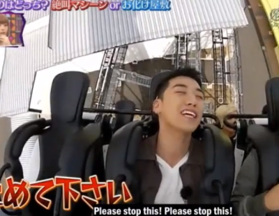 haha seungri so funny