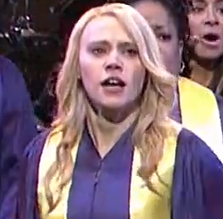 "Can we talk about Kate in the ""I Made It'' SNL monologue ? She made it, she's living the dream."