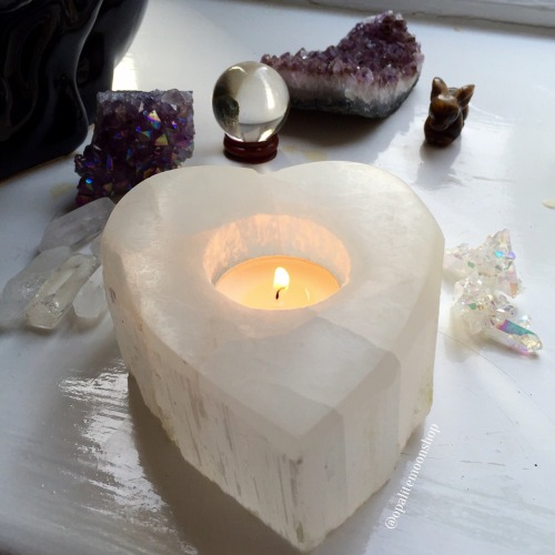 crystal minerals mineralogy geology spiritual metaphysical rocks gems healing selenite angelauraquartz amethyst candle flame crystalball
