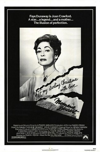 "I'm watching Mommie Dearest    ""Mother's Day marathon. Being me the axe!""                      46 others are also watching.               Mommie Dearest on GetGlue.com"