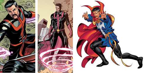 Liz's Favourite Marvel Characters - Stephen Strange / Dr. Strange   ONE OF MY FAVS!