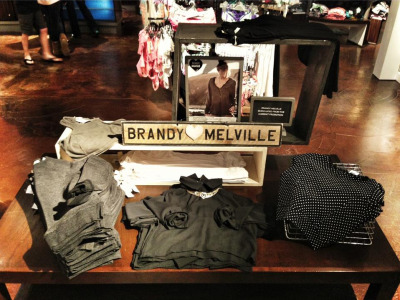 Brandy Melville is bringing her brand of L.A.-cool to PacSun! Shop her collection in stores now!