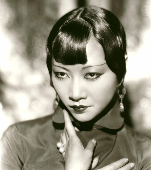 Anna May Wong, often called the first Chinese star in Hollywood.
