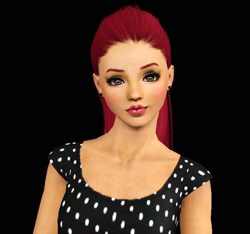 jessitrumpetsims:  Jessi Trumpet Sims:  Preview of upcoming Sim Ambree Rosemary. She should be uploaded tonight. I'll be gone for a bit and then when I get back I will be working on uploading her :). Love you all <3 What do you guys think?