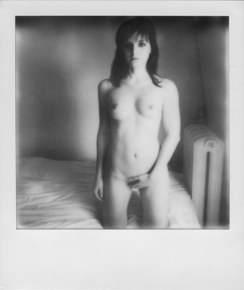 toute nue on Flickr. If you're hesitating in buying me one of these original Polaroids, now could be a good time. February 1st I will raise the price of my works. I also propose people to subscribe to my production to start making a collection - as some of you already did. This one is with Koralynxsold »> lobbiaz.com/instant