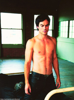 maggieduque:  Ian Somerhalder | via Tumblr on @weheartit.com - http://whrt.it/14dTy9x