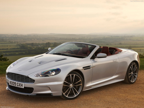 automotivated:  Aston Martin DBS Volante (by Revistadelmotor)