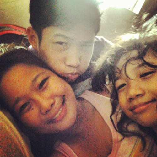#lablab #memories #sweet #family  (at Cereza Residence)