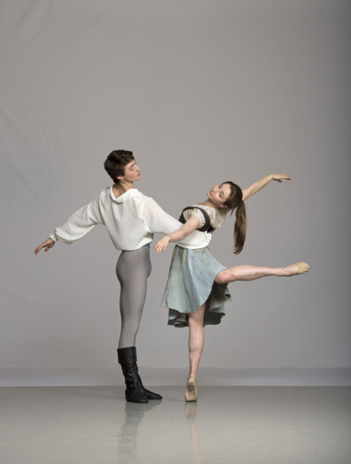 "ryanishka:  ele-bee:  Alice Laidler and Joshua Earl in the Fireside Pas de Deux from ""Cinderella.""Photo © Bill Cooper.  hOLY SHIT THAT's JOSH I KNOW HIM I was scrolling thinking hm that guy looks an awful lot like *insert british accent* josh and then I read the caption and whaddaya know let me just say though that he has one of the most beautiful faces I've ever seen in person (p.s. nobody tell him I said that bc creepy ok)"