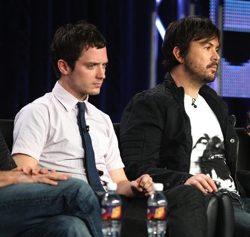 elijahwoodlooksatthings:  elijah wood looks at a doomed audience member