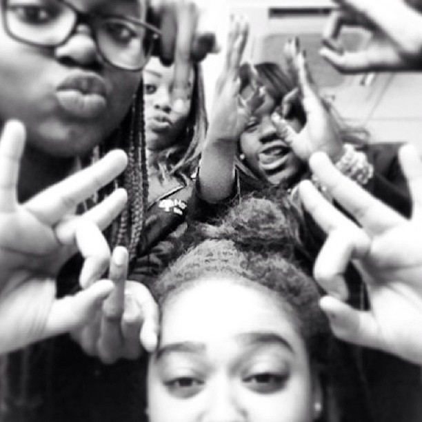 lol us lot messing around #school #lunch