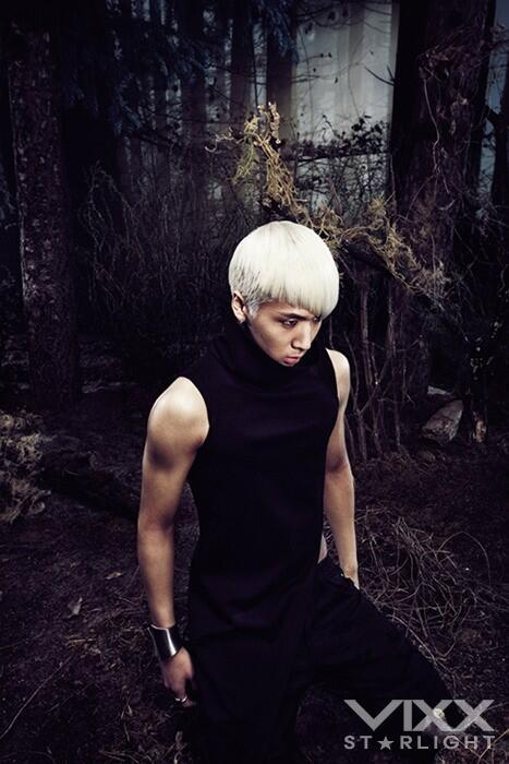 [!!] VIXX Mini Album D-5  credit: VIXX's official fancafe