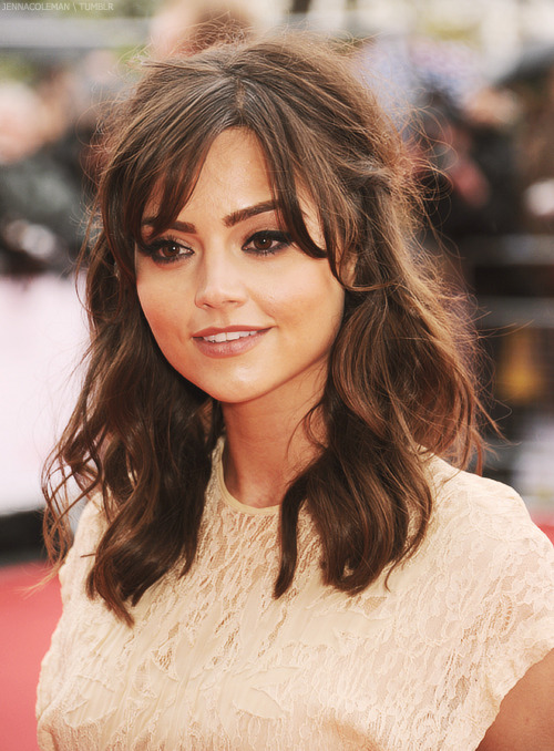 jennacoleman:  Jenna Louise | Arqiva British Academy Television Awards 2013 | 12 May 2013