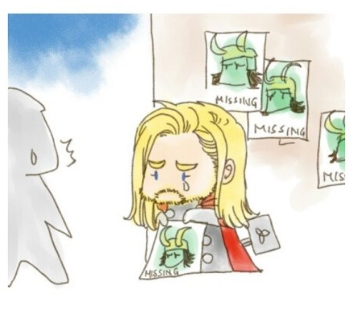 noahchiao:  Thor, you poor thing