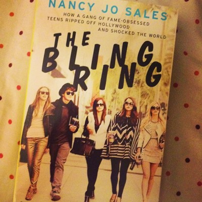 The Bling Ring — Nancy Jo Sales #bookhaul