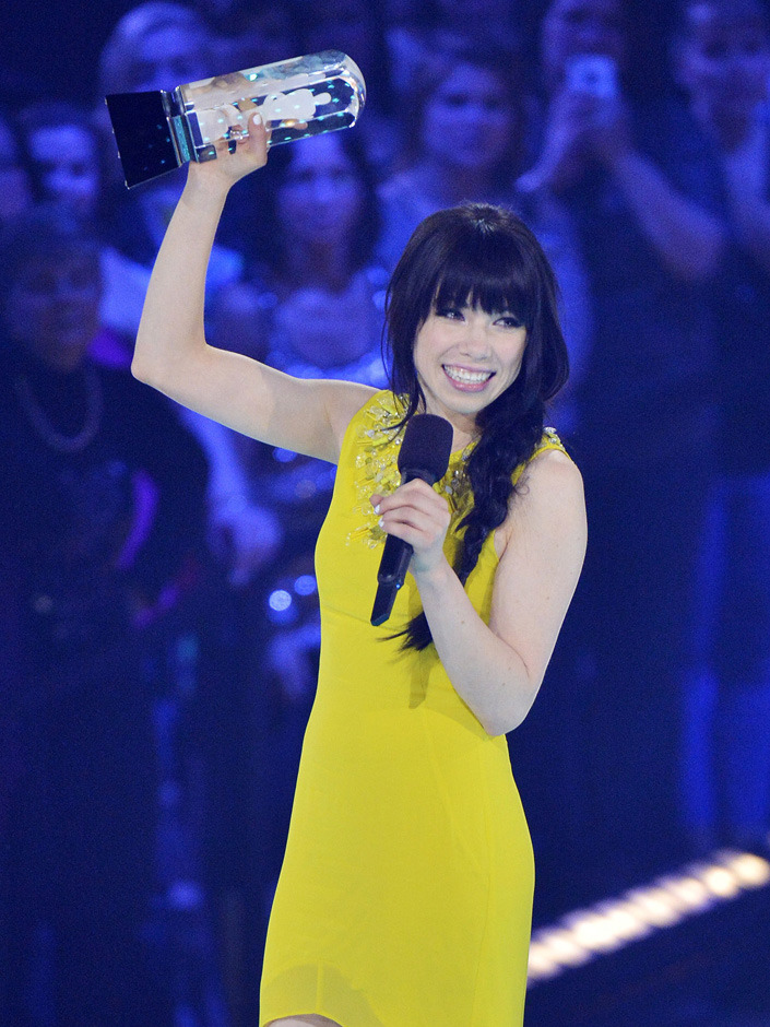nparts:  The 2013 Juno Awards: Full list of winners Carly Rae Jepsen, Justin Bieber and Leonard Cohen were among the night's big winners. Check out a full list here: natpo.st/14HIkOI