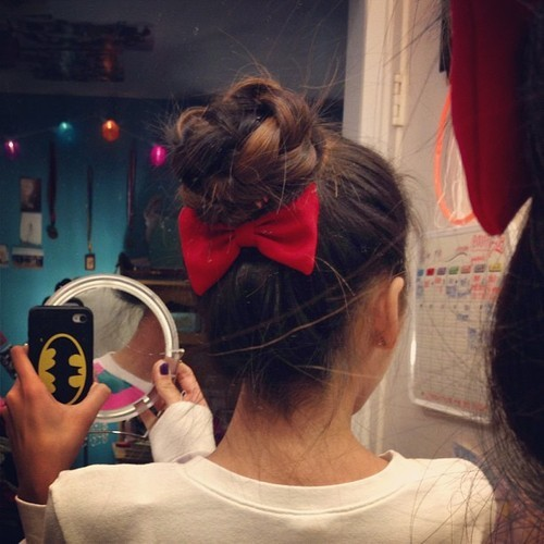 Bows For Days on We Heart It. http://weheartit.com/entry/48210746/via/alohha_jizellee
