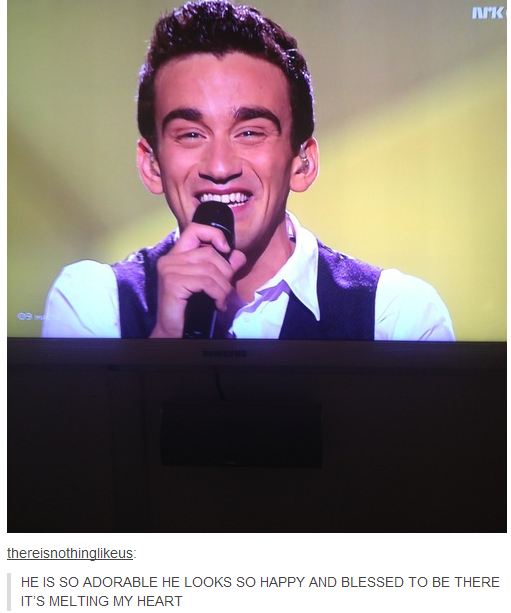 im-princess-shiile:  doctor-ood:  I present you: Eurovision 2013  europe you're drunk go home