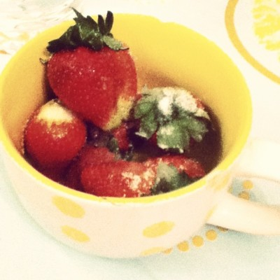 #Sweet #strawberry  👍👌🍓🍓 #Ichigo