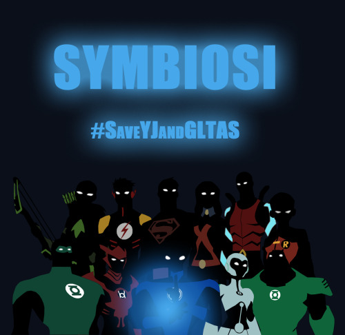 yjfanvids:   It's OUR turn to save them!  Alternate banner:  I made this poster so that you can spread this around anywhere you like. Real life, other websites, show them to your friends, you name it. Get people talking about both shows! We need to save our shows, so get watching it on Saturday [and Sunday too if you can], go on Twitter and Facebook, and any other social media site you know of, and spread the word! We can do this guys, we can save our shows and keep them going! Symbiosi, always!  ((I know I'm really inactive on this blog, but… SIGNAL BOOST!!!!!!!))