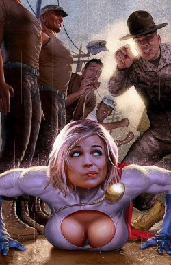 buckets97:  PowerGirl…