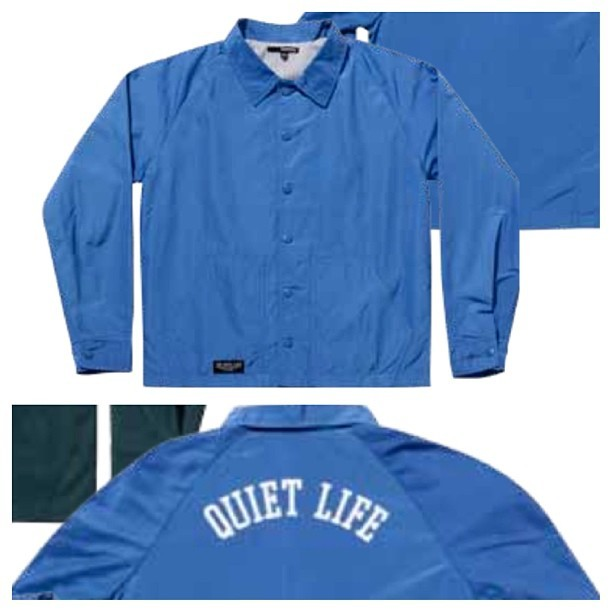 Quiet Life nylon jacket #spring13 #thequietlife #menswear #quietlife