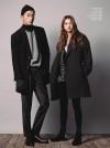 Park sungjin and kim jinkyung for gq korea nov @koreanmodel