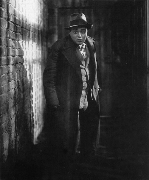 wehadfacesthen:  Peter Lorre in M (Fritz Lang, 1931) which I saw tonight in a beautifully clean restored version. Stunning.