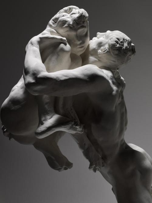 sabrinacampagna:  I am Beautiful. Auguste Rodin, 1882   via: Musée Rodin