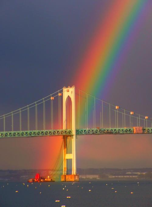 opticoverload:  Rainbow ~ Rhode Island
