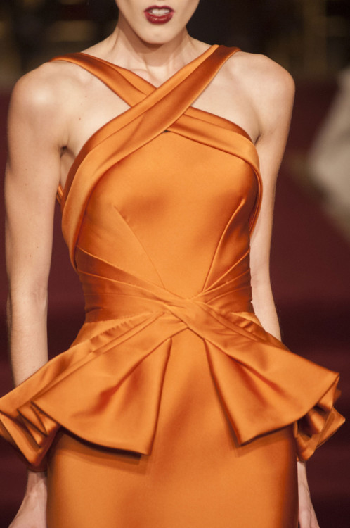 oncethingslookup:  Zac Posen Fall 2013 RTW
