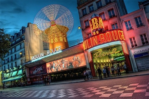 ptacr:  Moulin Rouge in Paris
