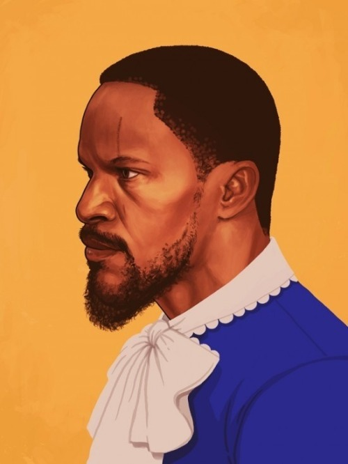 brothertedd:  Mike Mitchell // Django