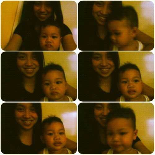 PANGET KO. Happy? Hahaha! #baby #love #follow