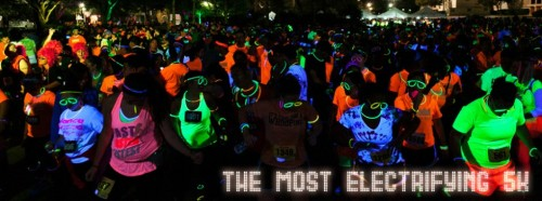 RAVE RUN TONIGHT WITH MY BROTHER!!!!! :D