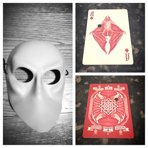 All I can show from seeing Sleep No More #SleepNoMore #awesome #fantasticNight!