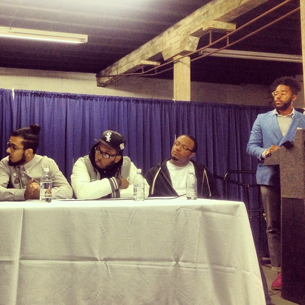 "Just got finish moderating this panel for #phillytechweek with @phillykeyspots on ""The Best Practices 4 Young Entrepreneurs in Innovation & Technology for their brands, blogs, music etc"". We receive a great response from the ppl & some well needed pointers in ways to improve in technology as a entrepreneur. Thanks to everyone who came out today! @hiphopsince1987 @corytownes @djphsh #entrepreneur #business #technology #philly #ptw2013 #philadelphia #kingsruletogether #KRT"
