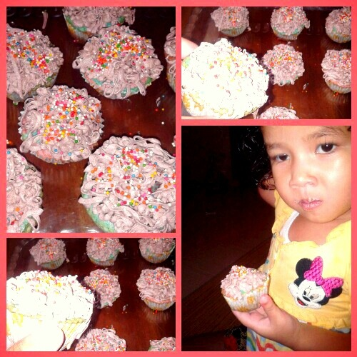 Cupcake time :) – View on Path.