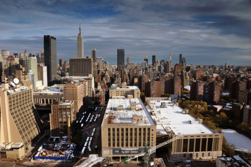 Can you spot the Artschwager blp in this gorgeous shot of the New York City skyline? This is another great submission to our Document Blps and Win! project (courtesy Annik LaFarge). Visit whitney.org for more information.