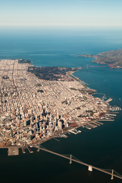 touchdisky:  San Francisco, California, USA by MattRaygun