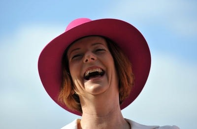 We learn today that Prime Minister Julia Gillard's taxpayer-subsidised private car has been caught eight times in six months for traffic offences, but whose foot (or shoe) has been on the accelerator? Read more.