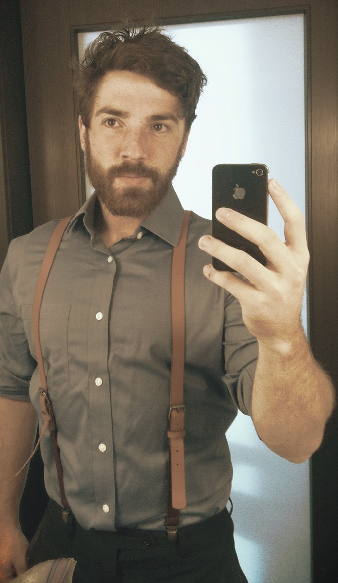 beardsftw:  keepmywhiskeyneat:  I rarely take mirror pics but I also rarely get dressed up so might as well #tumblrjack  [[ Follow BeardsFTW! ]]